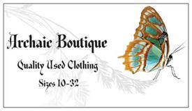 Archaic Boutique Logo