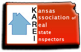 KANSAS ASSOCIATION OF REAL ESTATE INSPECTORS