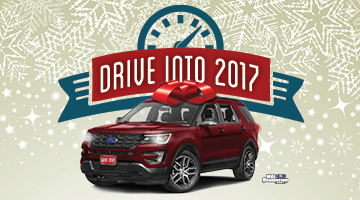 WIN A  2017 FORD EXPLORER