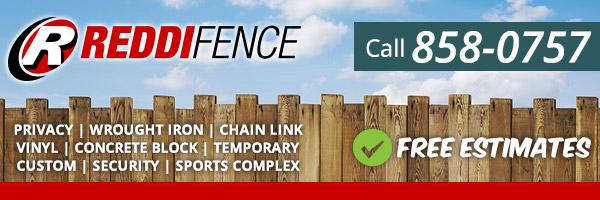 Reddi Fence