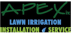 Apex Lawn Irrigation Logo