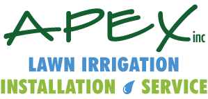 Apex Lawn Irrigation Logo