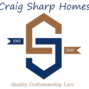 Craig Sharp Homes  Logo