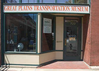 Great Plains Transportation Museum