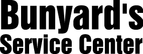 Bunyard's Service Center Logo