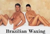 Brazilian Wax Women