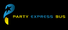 The Party Express Bus Logo