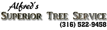Alfred's Superior Tree Service Logo