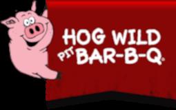 Hog Wild Pit Bar-B-Q Logo