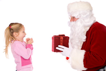 Meet Santa Exploration Place