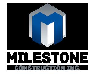 Milestone Construction Inc. Logo