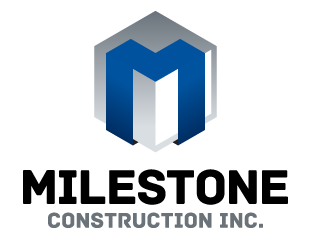 Milestone Construction Inc. Logo