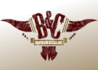 B & C Barbeque Logo