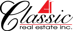 Classic Real Estate Inc. Logo