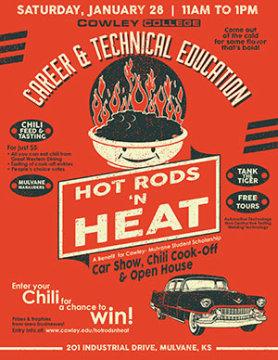 Cowley Hot Rods N' Heat