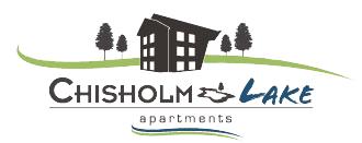 Chisholm Lake Logo