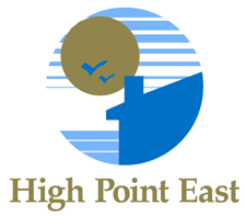 High Point East Logo