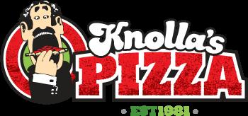 Knolla's Pizza Logo