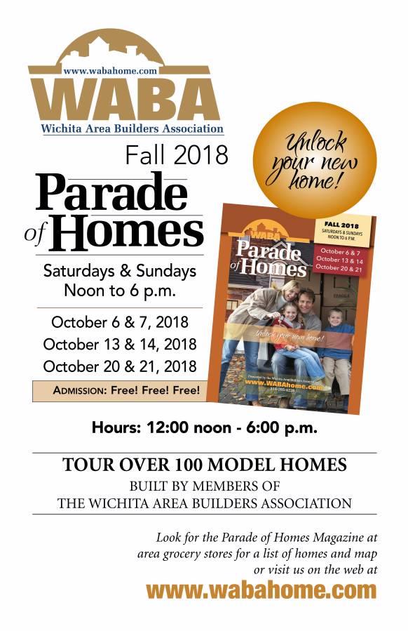 2018 fall parade of homes