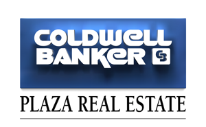 Coldwell Banker Plaza Real Estate Logo
