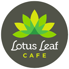 Lotus Leaf Cafe Logo