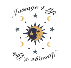 Massage 4 Life Logo