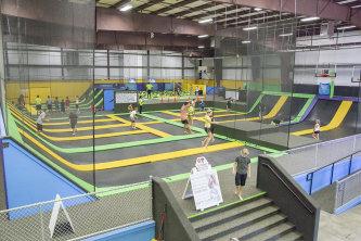 Get Air jump park