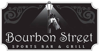 Bourbon Street Sports Bar & Grill Logo