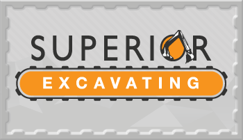 Superior Excavating Logo