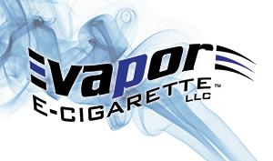 Vapor E-Cigarette LLC Logo