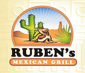 Ruben's Mexican Grill Logo