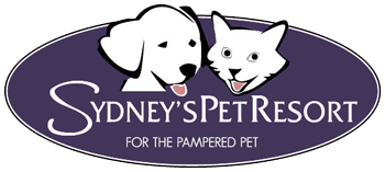 Sydney's Pet Resort Logo