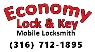 Economy Lock & Key Logo