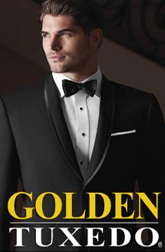Golden Tux