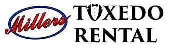 Miller's Tuxedo Rental Logo