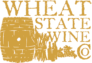 Wheat State Wine Co. Logo