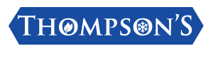Thompson's Lawn Care Logo