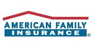 Ryan Woods American Family Logo