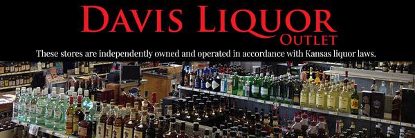 Davis Liquor Outlets