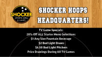Shocker Basketball Specials