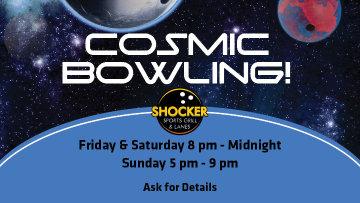 Cosmic Bowling - $1 games