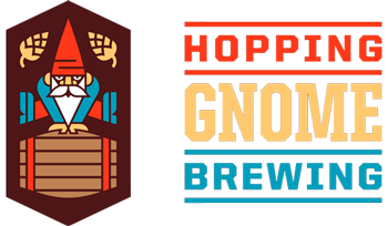 Hopping Gnome Brewing Company Logo