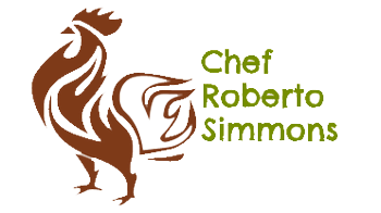 Personal Chef Roberto Simmons Logo