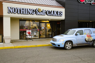 Nothing Bundt Cakes Exterior