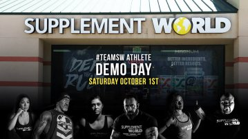 TeamSW Athlete Demo/Sale Day!