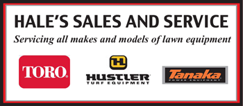Hale's Sales and Service Logo
