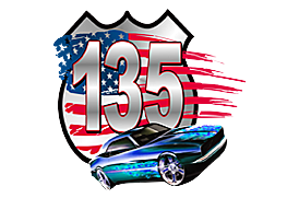 135 Auto Auction Logo