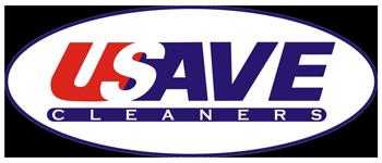 U Save Cleaners Logo