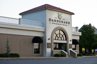 Dandurand East Exterior