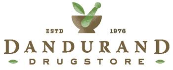 Dandurand Drugstore Logo